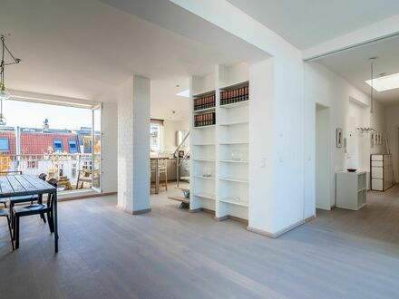 Großartiges Apartment mit Dachterrasse mitten in Prenzlauer Berg | Stunning apartment with roof top terrace in Prenzlauer…