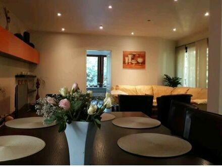 Wohnung für 9 Personen mit Terasse in Buchholz in der Nordheide | Beautiful and nice suite for 9 persons near Hamburg in…