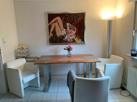 Liebevoll eingerichtete und wundervolle Wohnung auf Zeit in Worms | Fashionable and pretty loft in Worms