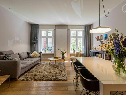 Superstylish – cooles Loft-Wohnen in Friedrichshain | Superstylish – your cool loft in Friedrichshain