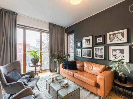 ★ Exklusives & gemütliches Apartment in Hamburg-Mitte / St. Pauli ★ | ★ Exclusive & cozy apartment in Hamburg downtown /…