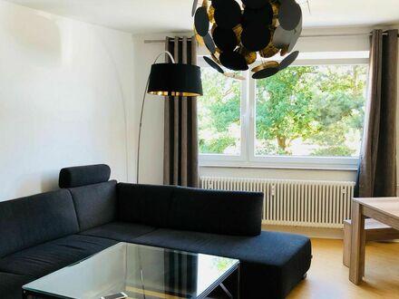 Liebevoll eingerichtete, moderne Wohnung mit Balkon und Pool in Hannover | Modern 3-room apartment with balcony and pool…