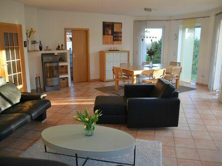 Sehr gepflegtes Einfamilienhaus mit gehobener Ausstattung mit Aussicht in den Taunus | Very well-kept single-family home…