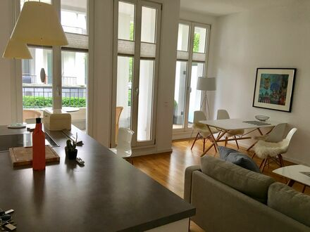 Stilvolles & fantastisches Loft im Grünen | Great & perfect flat in excellent location