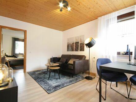 Modern eingerichtete 2 Zimmer Wohnung in Heilbronn | Spacious apartment in Heilbronn