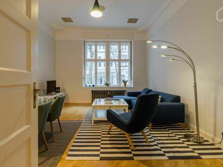 Liebevoll eingerichtete Wohnung im Herzen von Charlottenburg | Lovingly furnished apartment in the heart of Charlottenburg