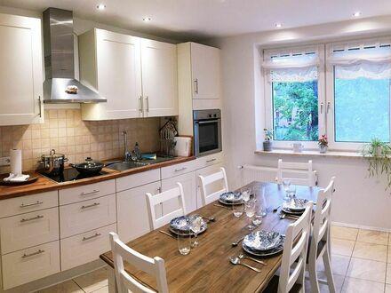 Ruhige und toll eingerichtete 3 Zimmerwohnung zentral in Duissern (903/U79 nach Düsseldorf) | Quiet and nicely furnished…