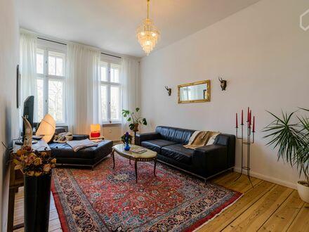 Lichtdurchflutetes Apartment im Prenzlauer Berg | Spacious, sunny suite in Prenzlauer Berg