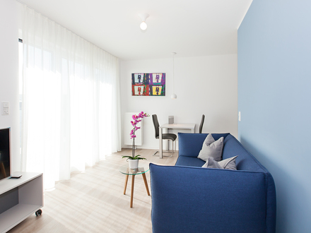 Helle & wundervolle Wohnung auf Zeit in Köpenick | Neat and pretty apartment (Köpenick)