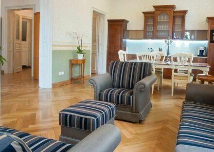 Wohnung Castillo - Königlicher Aufenthalt | Flat Castillo - Royal Holiday.