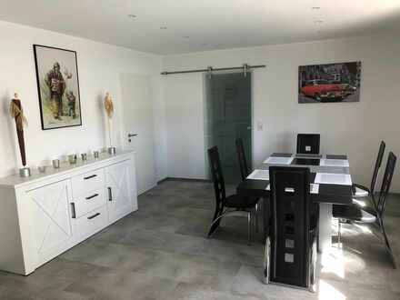 Großartige, ruhige Wohnung in Niederhausen an der Nahe | Charming & lovely apartment located in Oberhausen an der Nahe