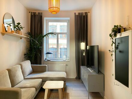Helles & modernes Apartment mit Balkon in Kanal und Parknähe | Bright & modern apartment with balcony. Located by the canal…