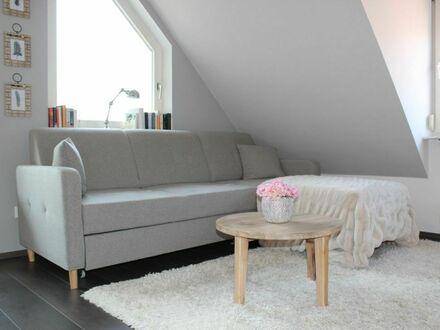Helle und gemütliche Wohnung auf Zeit in beliebtem Viertel, Filderstadt Bonlanden   Nice, fantastic loft near school (Filderstadt)