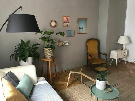 Moderne 3-Zimmer Altbauwohnung von April - September 2019 | Modern & Spacious Appartement from April - September