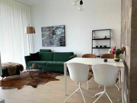 Phantastische, neue Wohnung im neuen Dörnberg-Areal | amazing & perfect apartment in Regensburg in the hip dörnberg-area…