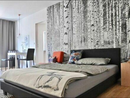 Liebevoll eingerichtete, modische Wohnung auf Zeit im Herzen von München | Charming, great apartment in München