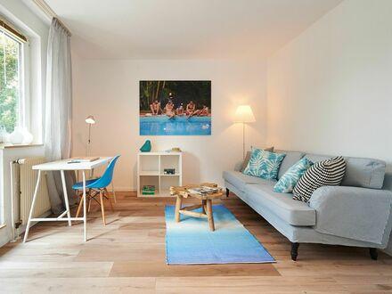 Möbliertes Apartment mit Balkon in Essen Werden | Nice apartment with a balcony in Essen Werden