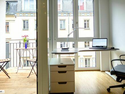 Studio Apartment Nr. 13 in bester Dresdner Neustadt-Lage   Studio Apartment Nr. 13 in best Dresden Neustadt location