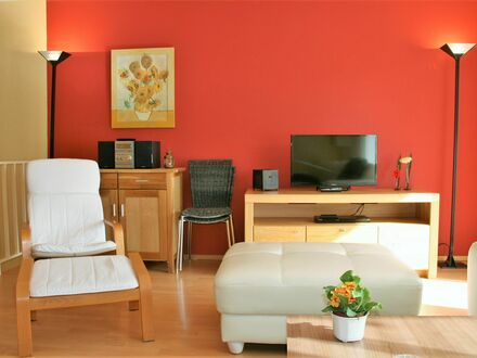 Gemütliche und ruhige Erdgeschoss-Wohnung mit Terrasse am Ende einer Sackgasse! | Cosy and quiet ground floor apartment with…