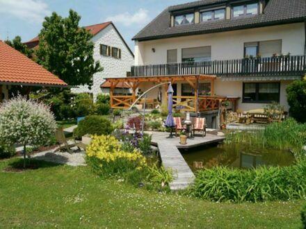 3-Zimmer-Wohnung nahe der Rednitz in Gebersdorf, gute Verkehrsanbindung und Gartenmitbenutzung | 3 room apartment near the…