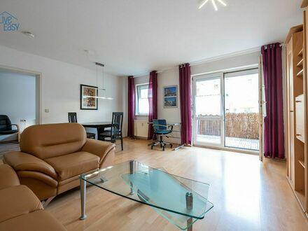 LiveEasy - Voll ausgestattete 2-Zimmer Wohnung in ruhiger Lage | LiveEasy - Fully equipped 2-room apartment in a quiet location