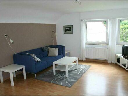 Helle Dachgeschoss Wohnung in Stuttgart | Light Penthouse Apartment in Stuttgart