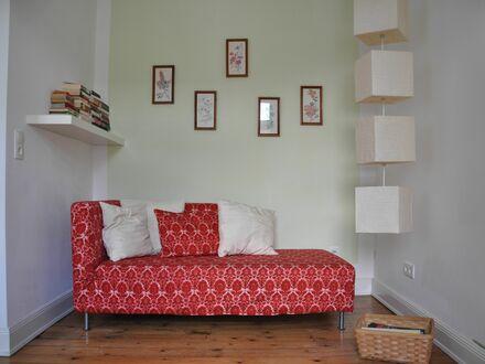 Ruhig gelegene 2,5 Zimmerwohnung im denkmalgeschützten Haus, Hamburg | 2.5 room apartment in a quiet location in a listed…