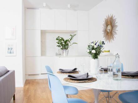 Hochwertig ausgestattetes und möbliertes Apartment in bester Innenstadtlage | High-quality equipped and furnished apartment…