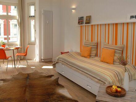 Sonniges Altbau-Apartment in Unterbilk, Düsseldorf | A cosy home away from home in charming Unterbilk, Düsseldorf