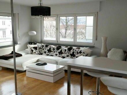 Exklusive, großzügige Wohnung mit Balkon in Stuttgart | Beautiful flat with balcony