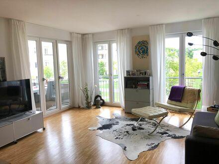 Designer Loft-Apartment am Nymphenburger Schloss (mit S-Bahn-Anschluss)   Designer loft apartment at Nymphenburg Castle (with…