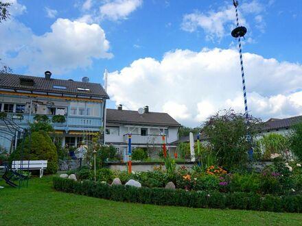 Wundervolle 3-Zimmer Wohnung in der Nähe vom Starnberger See mit Balkon und Gemeinschaftsgarten | Wonderful 3-room apartment…