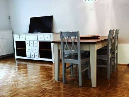 Charmante, wundervolle Maisonettewohnung - super Aussicht! | Cute, fashionable Duplex apartment with a great view