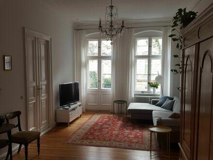 Renovierte 5-Zimmer-Altbau-Wohnung in Charlottenburg | Renovated suite with 5 rooms in Charlottenburg