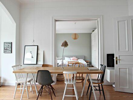 Helle, charmante Wohnung mit Garten für Familien in Blankenese | Charming & bright Apartment with garden for families in…