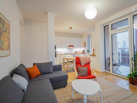 Neubauwohnung für ein oder zwei Personen mit/ohne Kind, Erstbezug | Fantastic and cozy studio