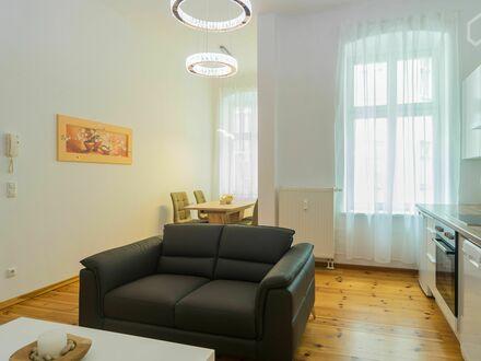 Ruhiges und gemütliches Studio Apartment in beliebtem Viertel - direkt am Kollwitzplatz | Fantastic & fashionable flat in…