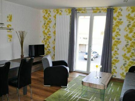 Ferienwohnung Rheinhessen b. Alzey 55232 möbliert, 2 ZKBD, Waschmaschine, Garten, Hof, Parken | Apartment, near Alzey 55232…