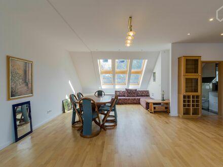 Neue 4-Zimmerwohnung mit Panorama im grünen Herzen von Buckow   New 4-room flat in the green heart of Buckow