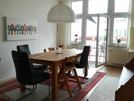 Helle, freundliche Wohnung im Zentrum von Charlottenburg-Nord (Berlin), geeignet für Familien | Friendly apartment in Charlottenburg-Nord,…