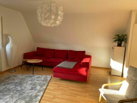 Gemütliche Wohnung mit Balkon in bester Lage Pforzheims | Comfortable apartment incl. balcony in best area of Pforzheim
