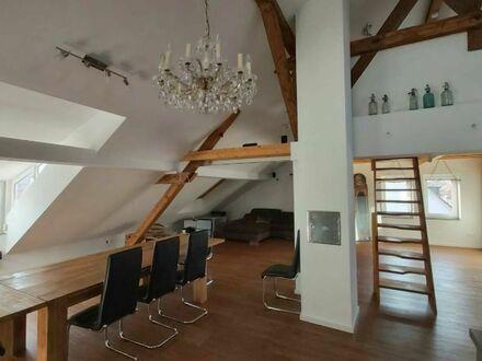 Neues & feinstes Maisonette-Loft in Stuttgart Fellbach | New & finest maisonette loft in Stuttgart Fellbach