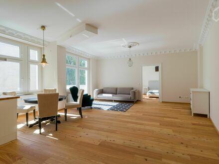 Luxuriöse Wohnung am Maybachufer | Luxurious apartment at Maybachufer