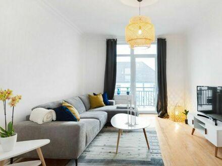 Stylisch sanierte und voll möblierte 2-Zimmerwohnung in Eppendorf (Nebenkosten und WLAN inklusive) | Modern refurb and fully…