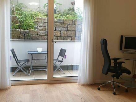 Wunderschöne 45qm - möbliertes Studio Apartment | Beautiful 45sqm - furnished studio apartment