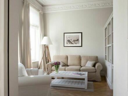 Hochwertig eingerichtetes serviced Apartment in Harvestehude (Hamburg) | New, cute apartment (Harvestehude)