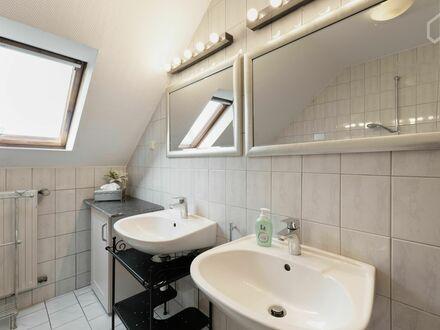 Stilvolles und gemütliches Loft mit reichlich Platz zu relaxen | Cute suite in popular area, Krefeld