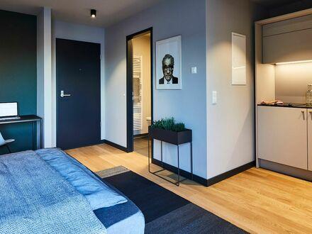 NEW OPENING / Frankfurt Airport /Design-Serviced-Apartment / XTRA SMART 23-24 qm ab 1.050€/Monat all in | NEW OPENING / Frankfurt…