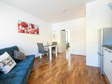 LiveEasy - Attraktive möblierte 2 Zimmer Wohnung nähe Nürnberg Ostbahnhof | LiveEasy - Attractive furnished 2 room apartment…