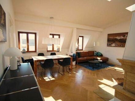 Apartment: Luxuriöses 3,5 Zimmer Apartment mit Dachterrasse | Amazing & pretty apartment in München
